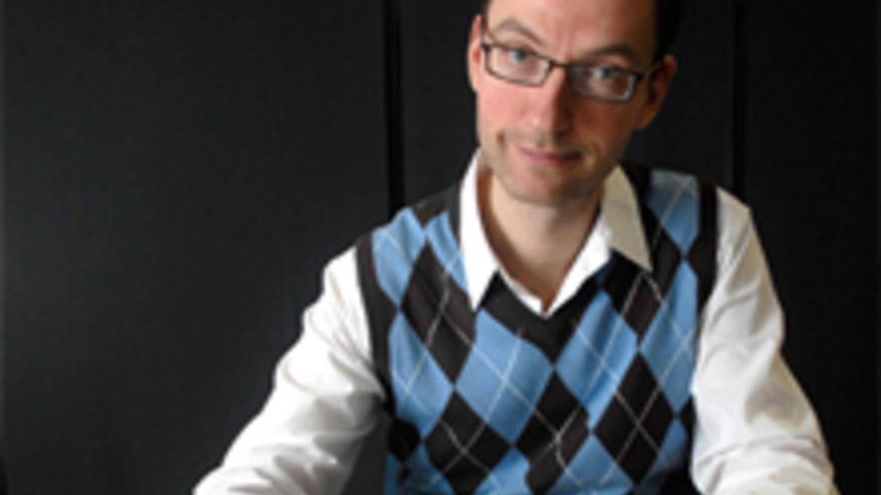 Francis Poulin, Professor of Applied Mathematics, University of Waterloo