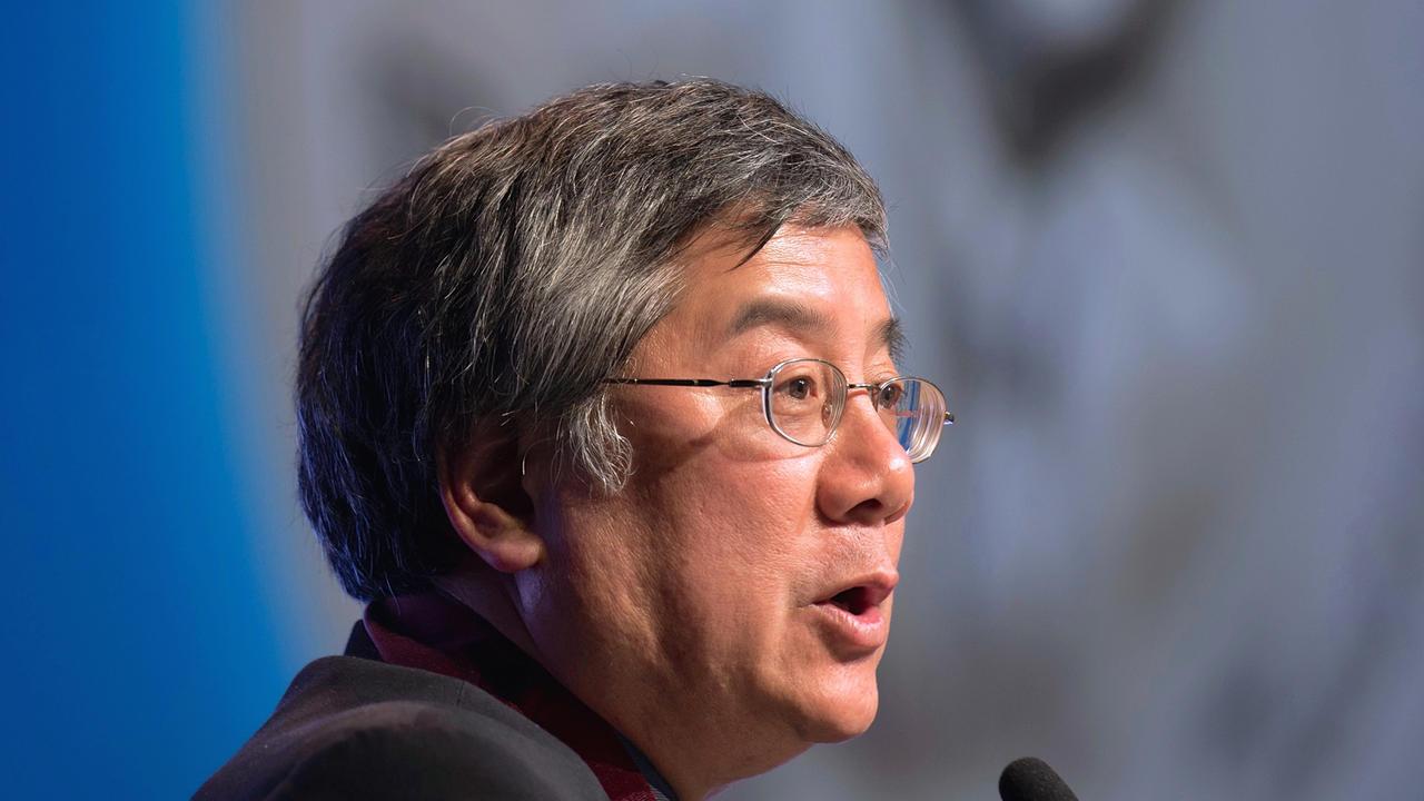 Geoff Fong