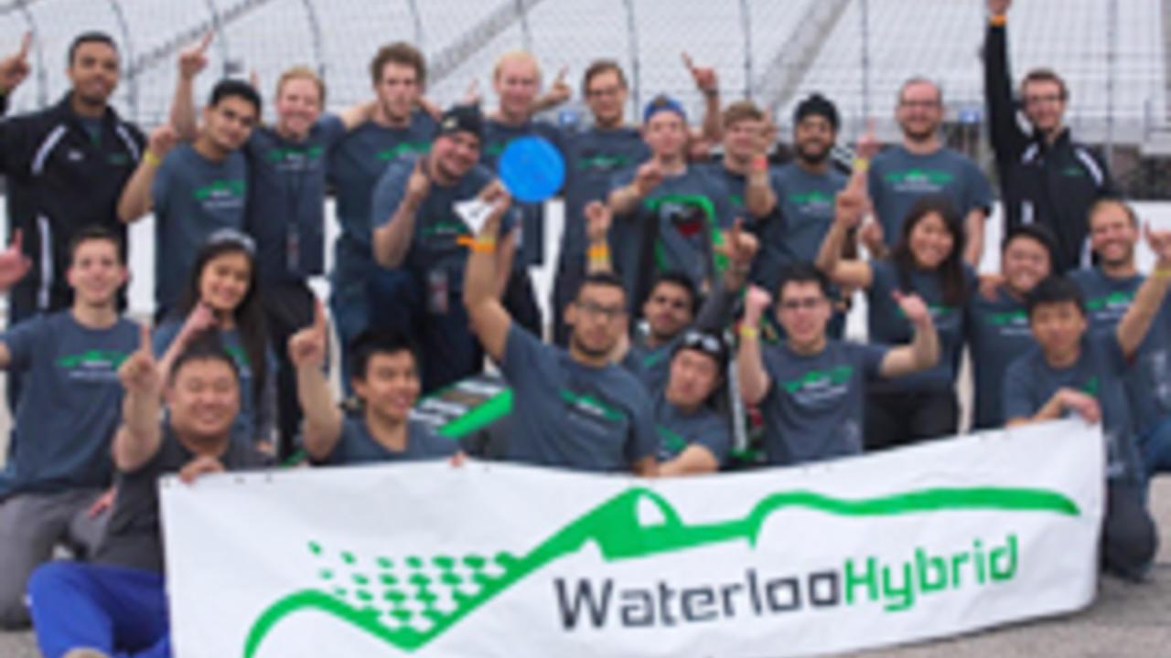 Waterloo Hybrid team
