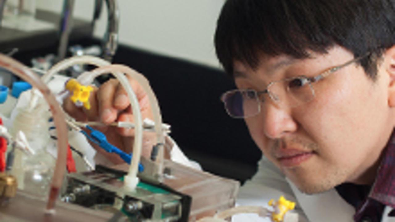 Hyung-Sool Lee, University of Waterloo
