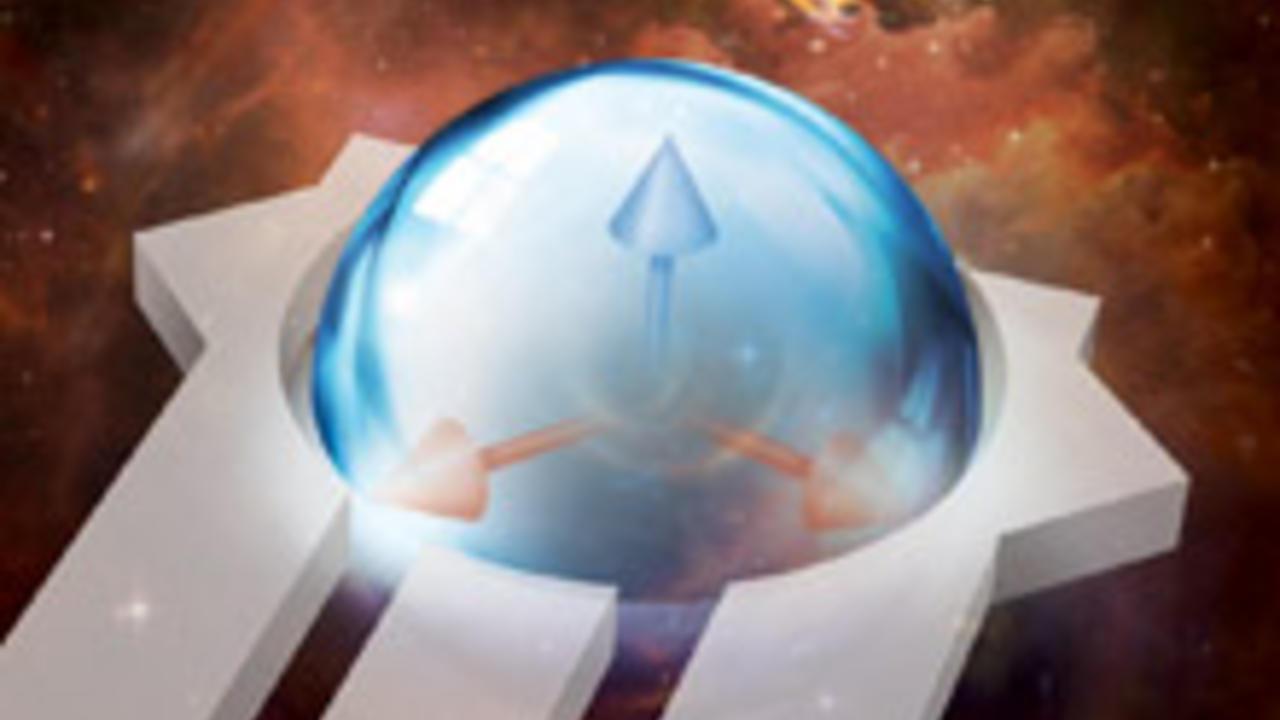 Quantum computing qubit