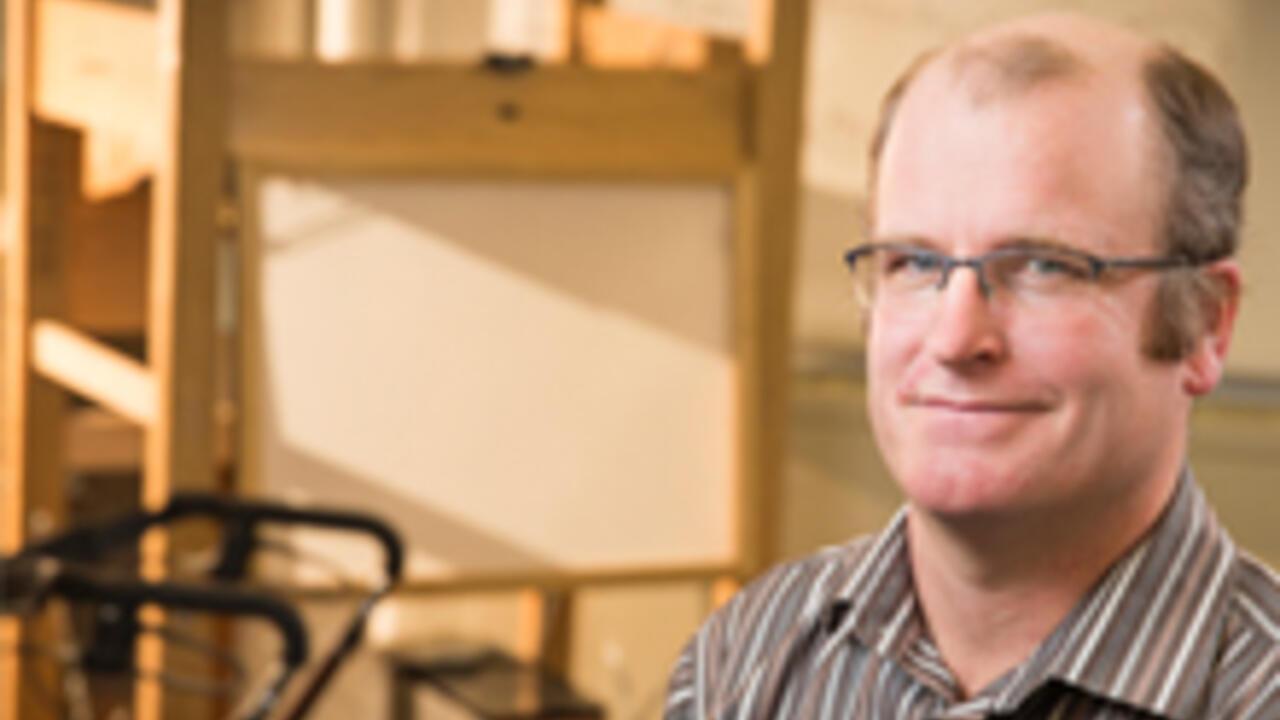 Professor Jesse Hoey