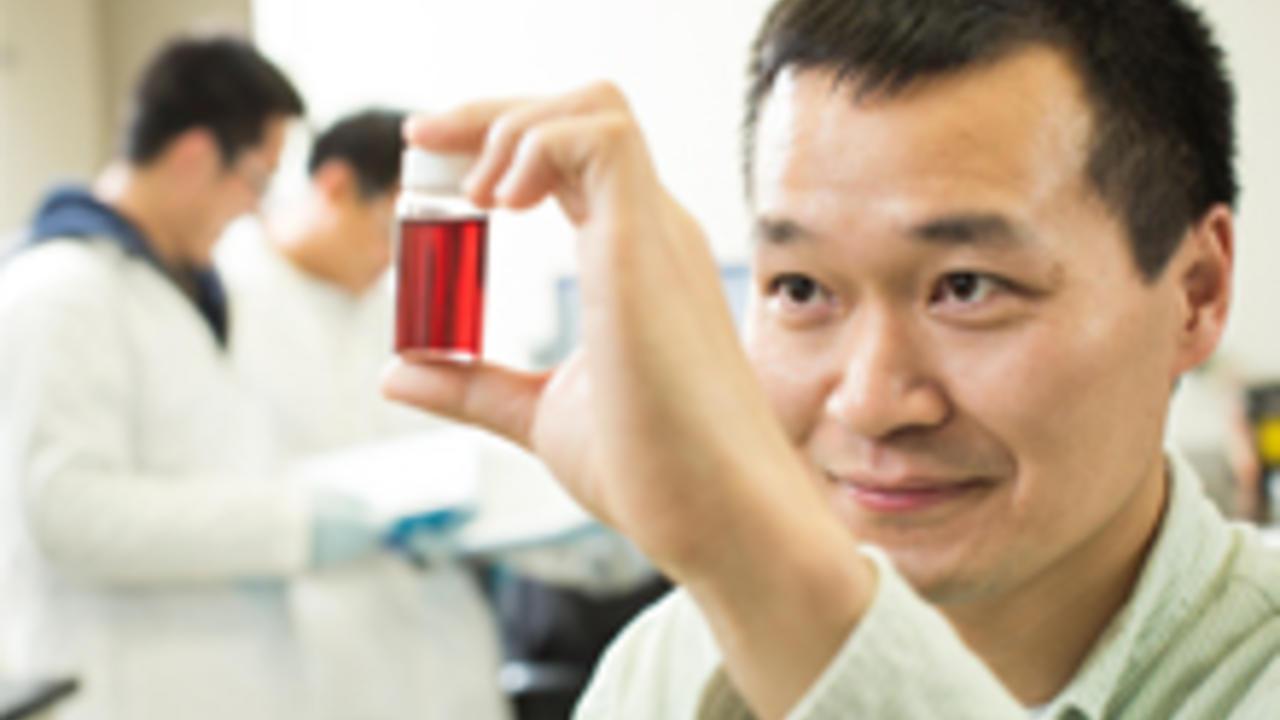 Juewen Liu, Assistant Professor in Chemistry, University of Waterloo