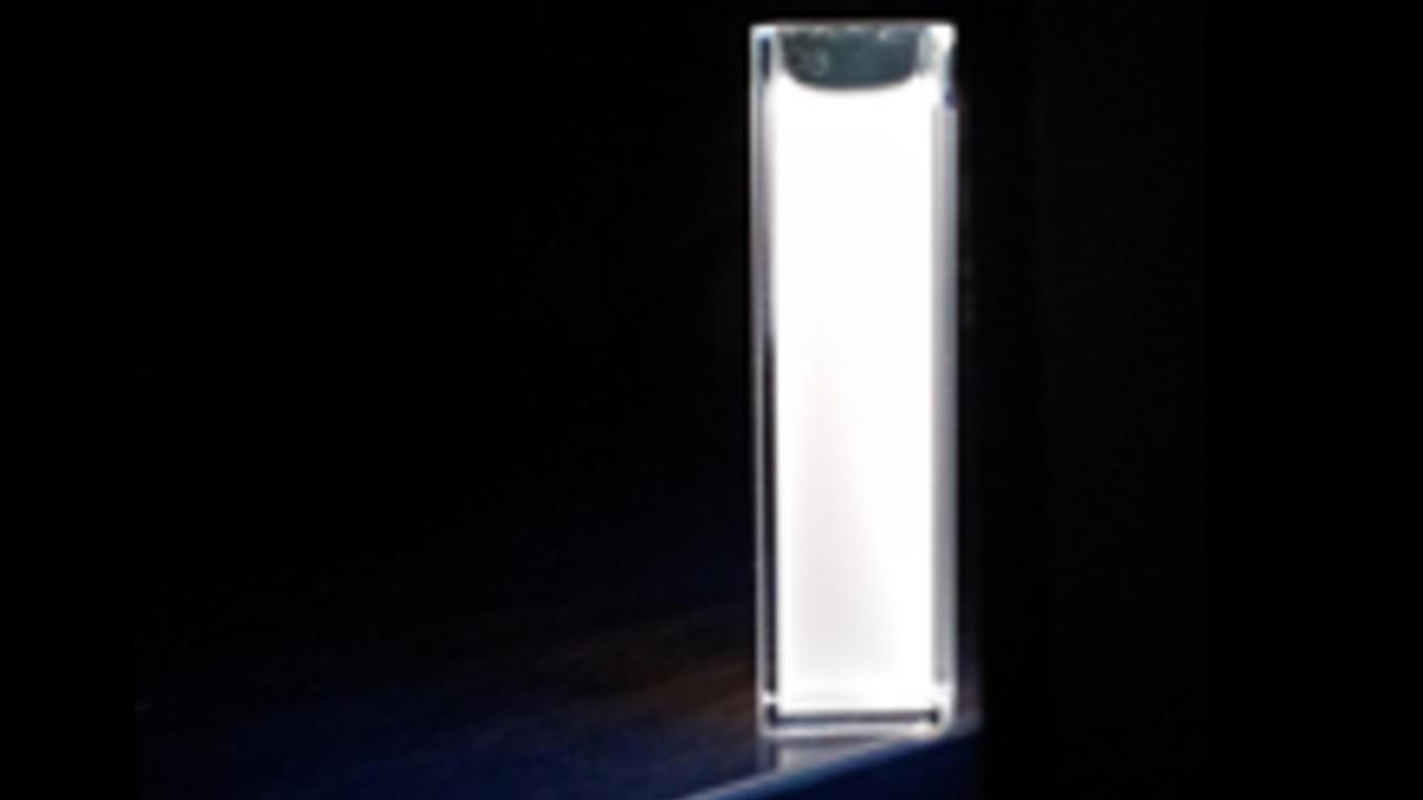 Nano light bulb