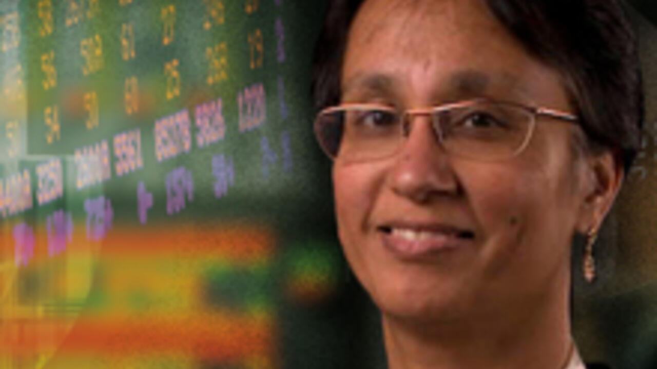 Associate Professor Ranjini Jha, University of Waterloo School of Accounting and Finance