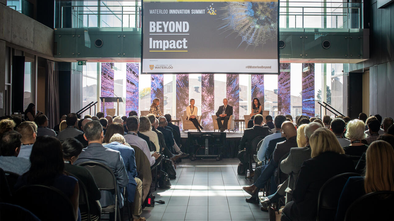 Waterloo Innovation Summit 2019