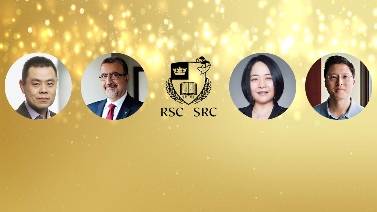 Winners of RSC award