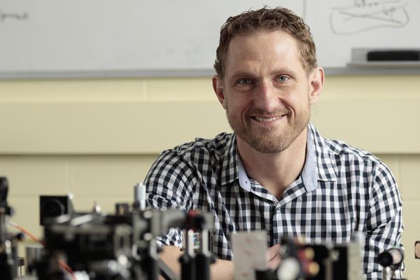 Michael Reimer professor