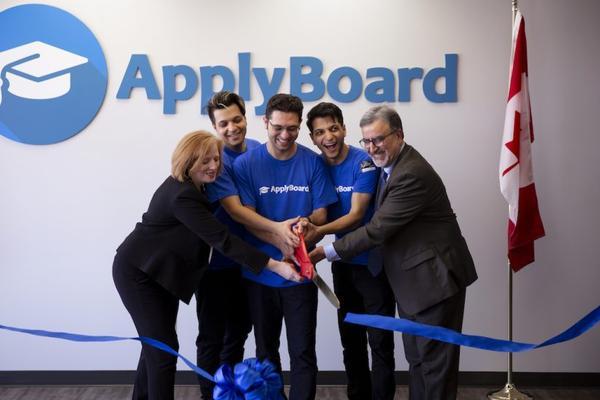 ApplyBoard grand opening