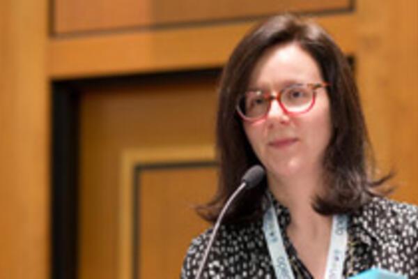 Pharmacy Professor Kelly Grindrod