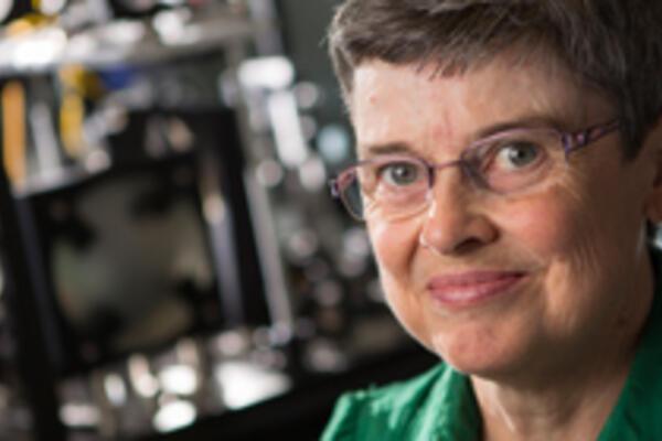University of Waterloo Professor Melanie Campbell