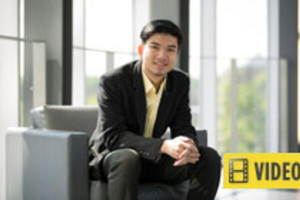 Richard Yim - this story contains video