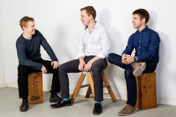 Co-founders of Thalmic Labs