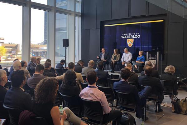 YPO panel of speakers
