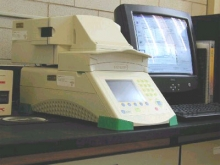 Real-time PCR unit
