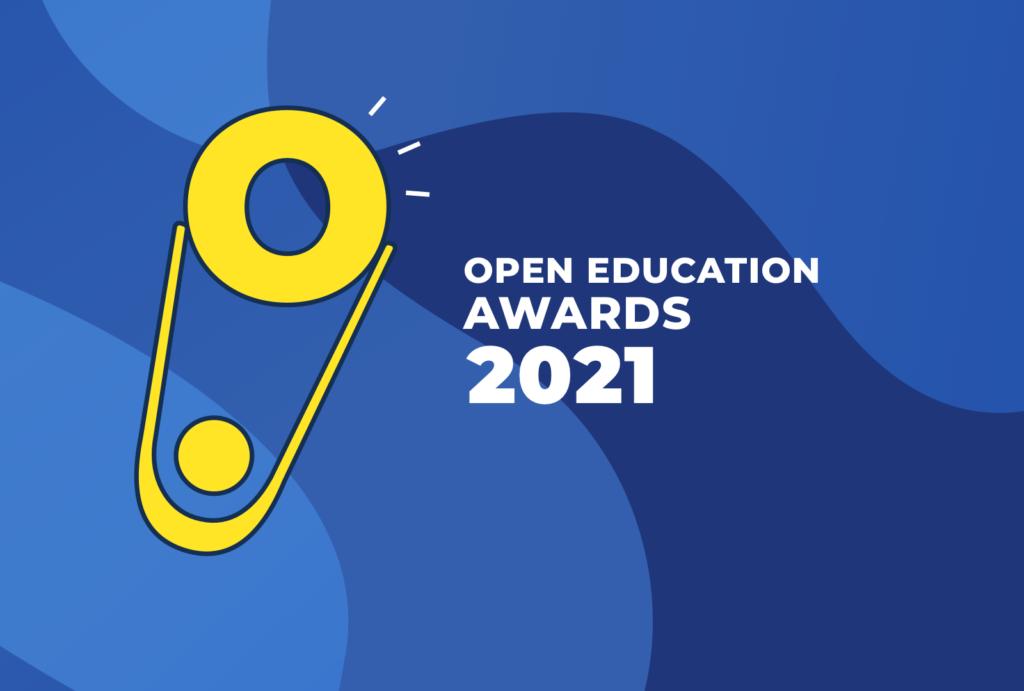 Open Education Awards 2021