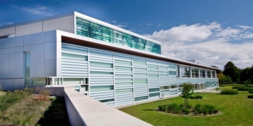 University of Waterloo School of Optometry building