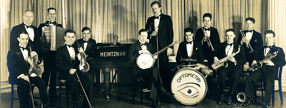 College of Optometry orchestra 1932