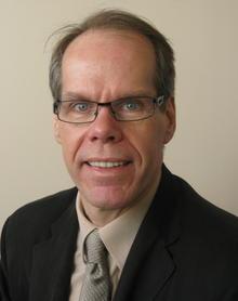 Dr Michaud headshot