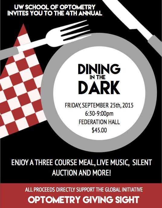 Dining in the Dark ad