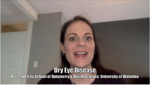 Dr. Sarah MacIver screen capture from Rogers TV