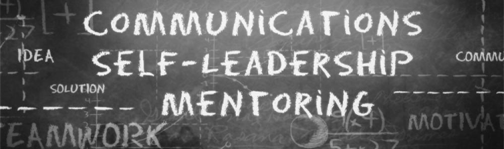 OHD Banner saying Communicatios Self-Leadership Mentoring