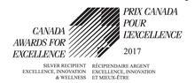 Excellence Canada Silver Award 2017