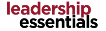 Leadership Essentials program