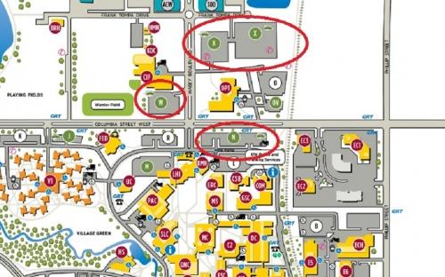 U Waterloo Campus Map.University Of Waterloo Campus Map Angletsurfphoto Info