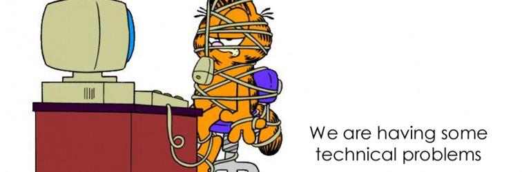 tech problems garfield