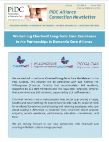 newsletter front page image