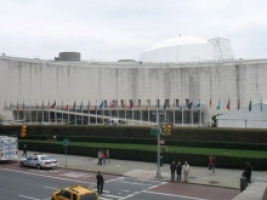 Site of the United Nations