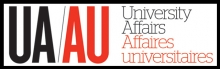 University Affairs Logo