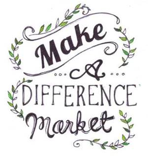 Make a Difference Market logo