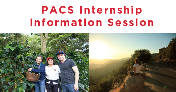 Internship Info Session Header