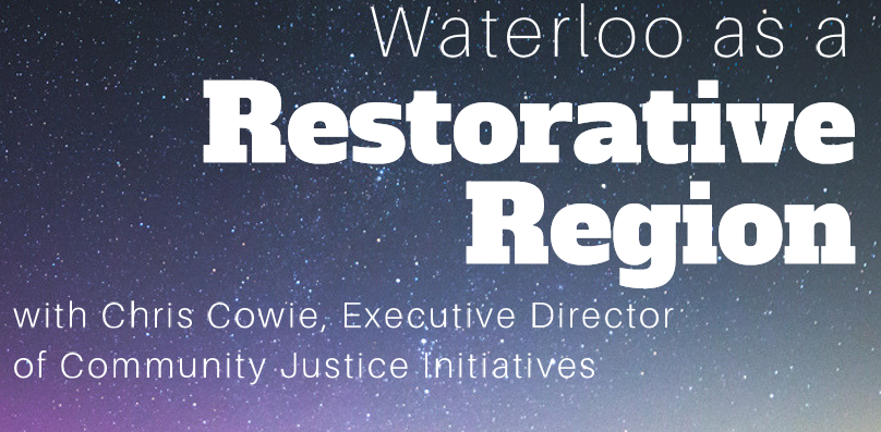 Waterloo As A Restorative Region