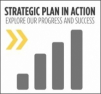 Link to Strategic Plan in Action website