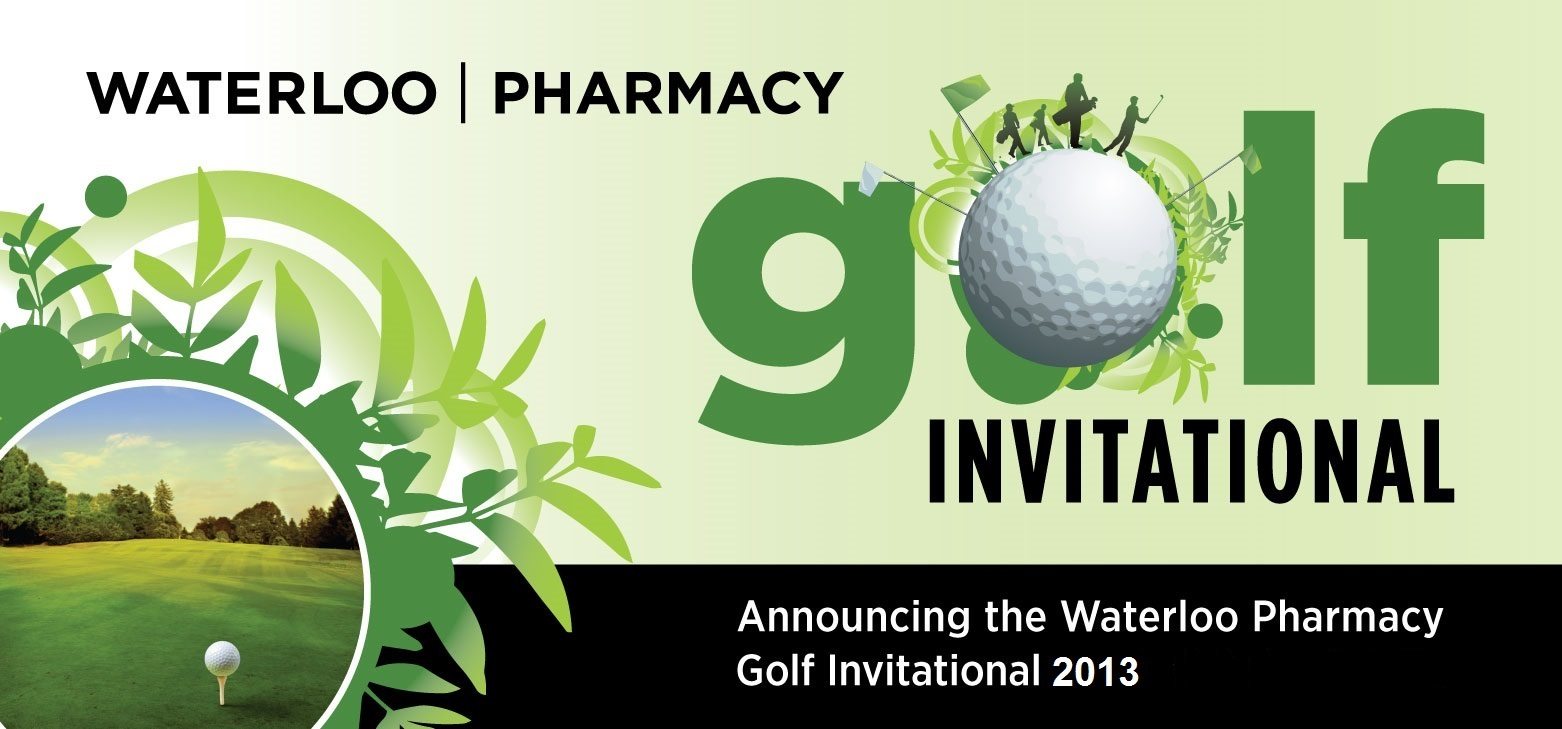 golf invitational web banner