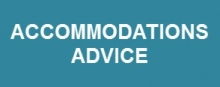 Accommodations advice link button