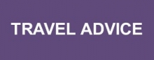 travel advice link button