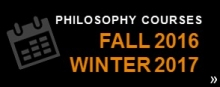 link button to Philosophy Course - Fall 2016 and Winter 2017