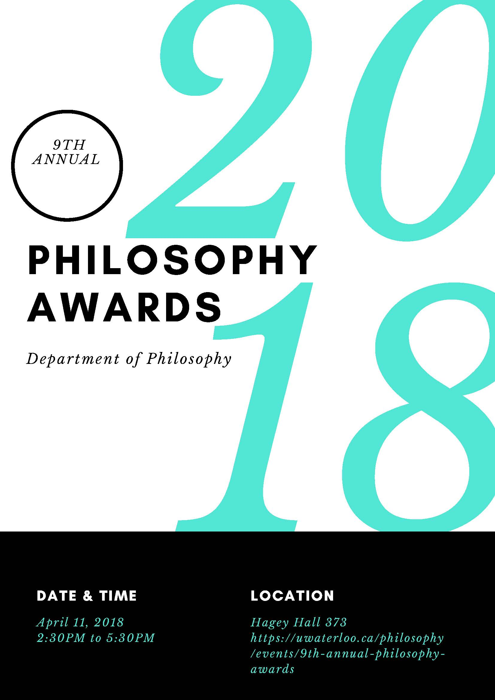 Phil Awards poster