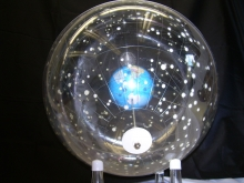 photo of the celestial sphere