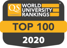 QS World University Rankings 2020, Top 100