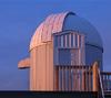 Gustav Bakos observatory exterior in daylight