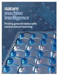 Nature Machine Intelligence cover, September 2020