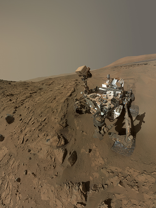 Curiousity Rover