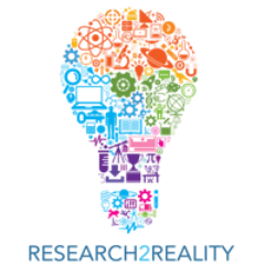 Research 2 reality logo.