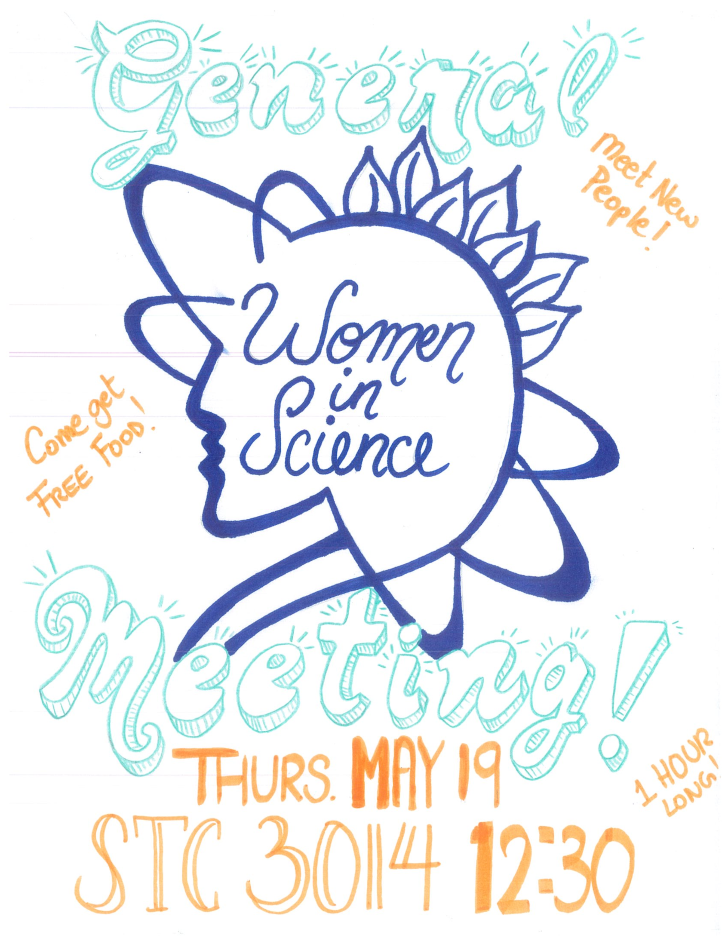 Women in Science general meeting
