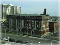 St. Jerome's High School.